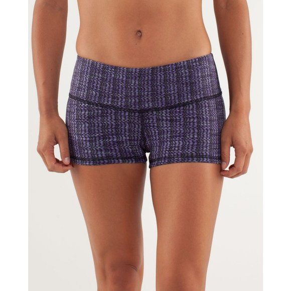 LULULEMON Purple Boogie Shorts